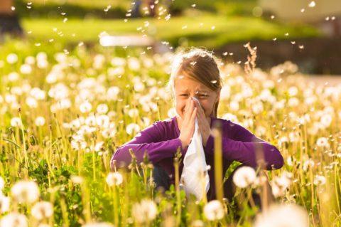 Alergia czy infekcja?